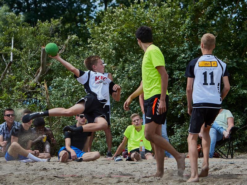Molecaten NK Beach handball 2015 img 290