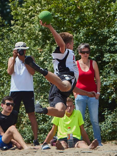 Molecaten NK Beach handball 2015 img 305