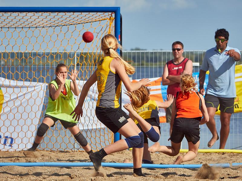 Molecaten NK Beach handball 2015 img 702