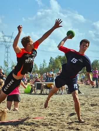 Molecaten NK Beach handball 2015 img 635