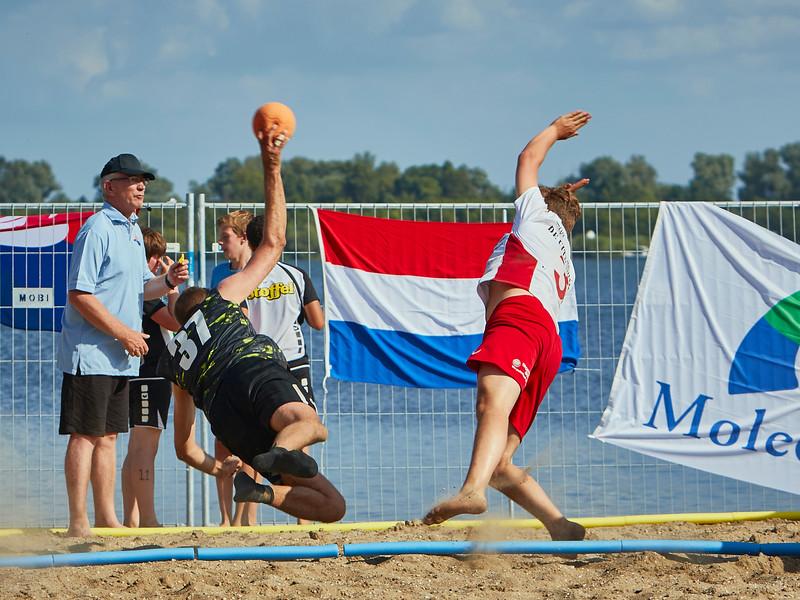 Molecaten NK Beach handball 2015 img 662