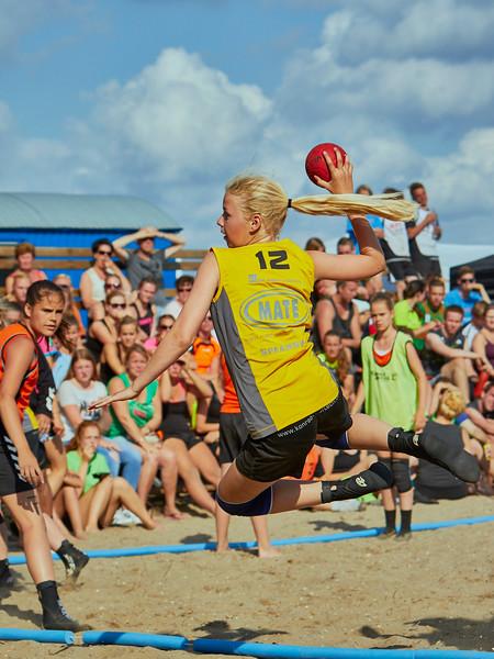 Molecaten NK Beach handball 2015 img 695