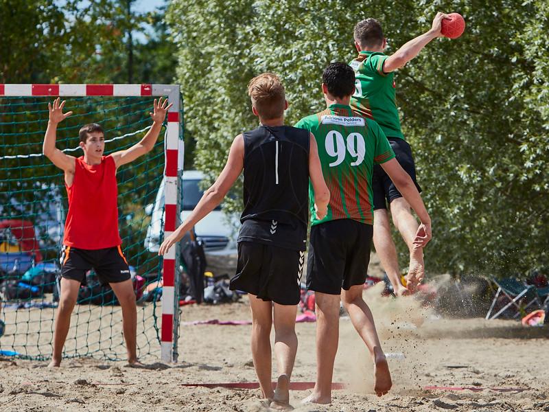 Molecaten NK Beach handball 2015 img 461