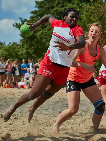 Molecaten NK Beach handball 2015 img 434