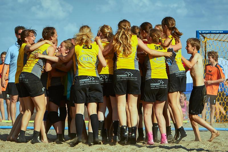 Molecaten NK Beach handball 2015 img 756