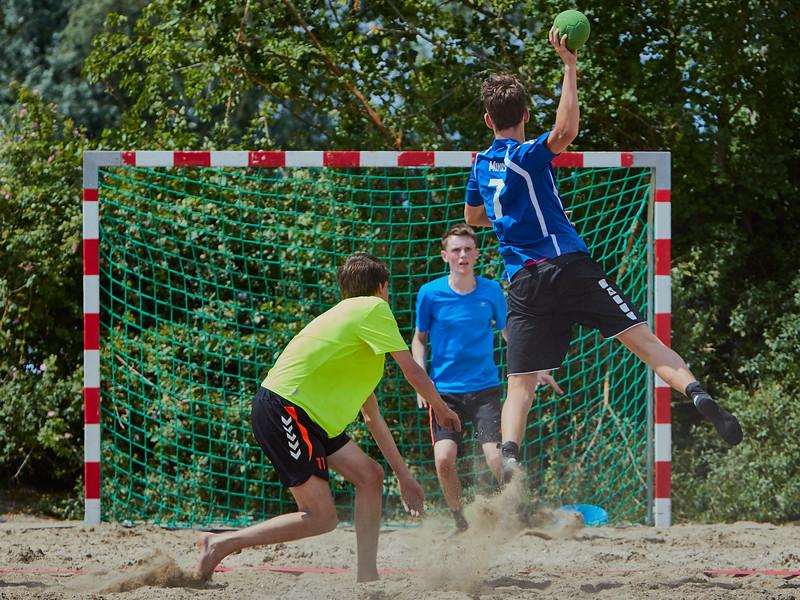 Molecaten NK Beach handball 2015 img 310