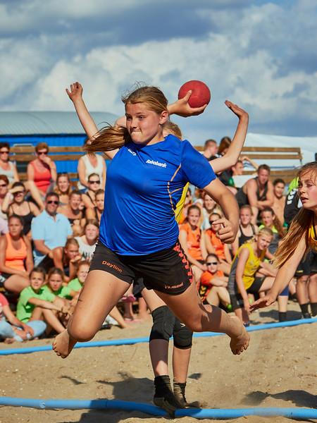 Molecaten NK Beach handball 2015 img 740