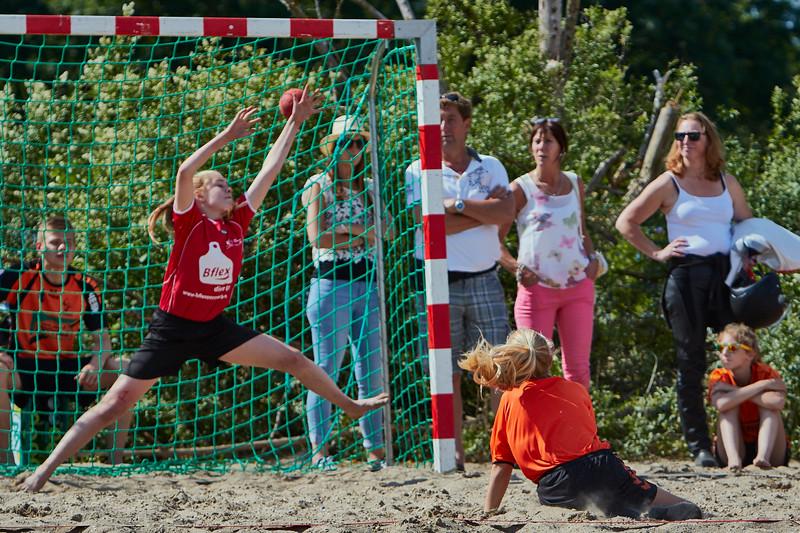 Molecaten NK Beach handball 2015 img 544