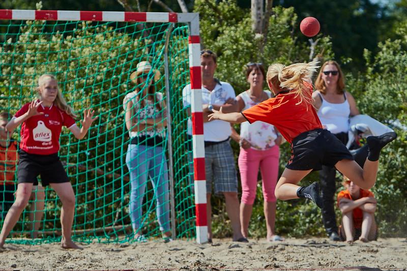 Molecaten NK Beach handball 2015 img 543