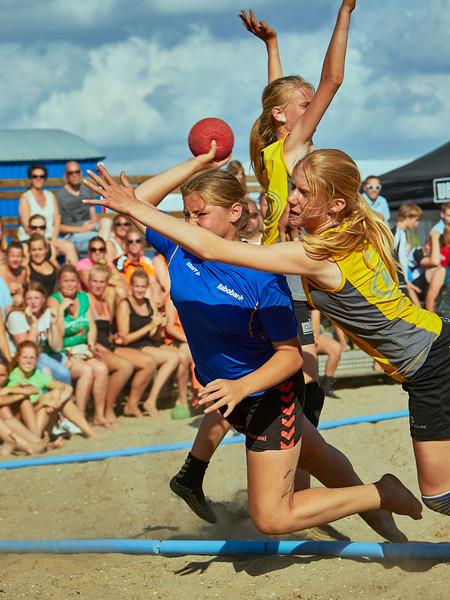 Molecaten NK Beach handball 2015 img 746