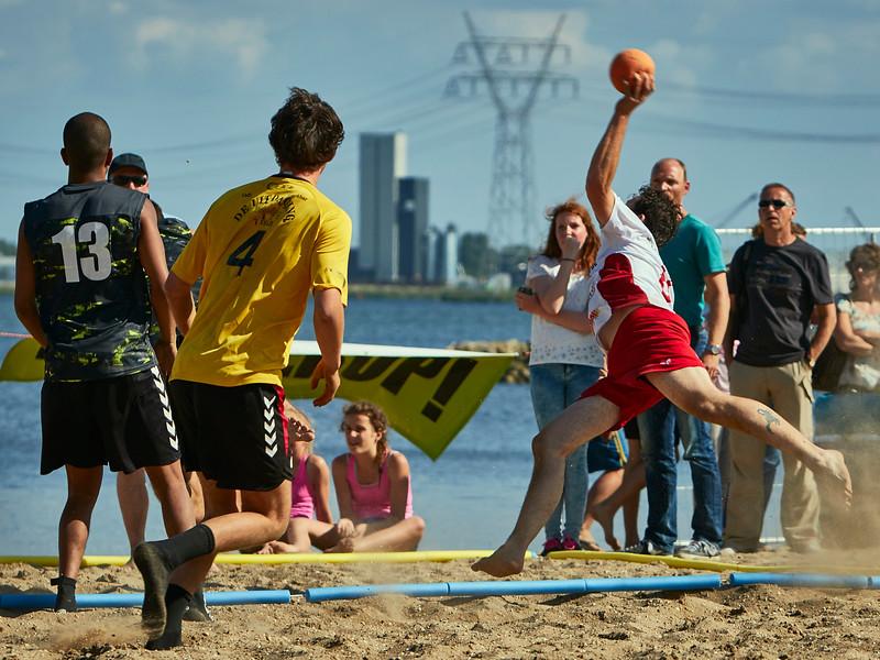 Molecaten NK Beach handball 2015 img 645
