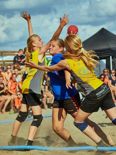 Molecaten NK Beach handball 2015 img 744