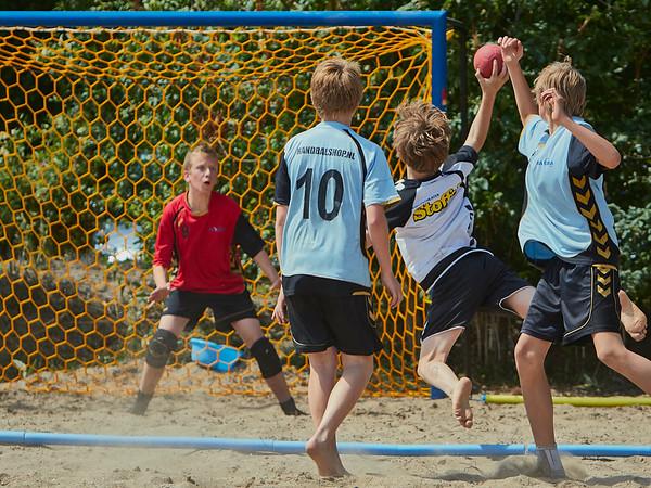 Molecaten NK Beach handball 2015 img 394
