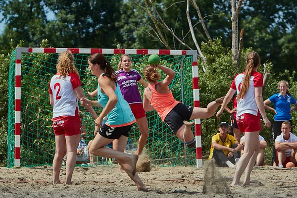 Molecaten NK Beach handball 2015 img 438