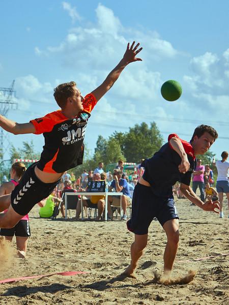 Molecaten NK Beach handball 2015 img 636