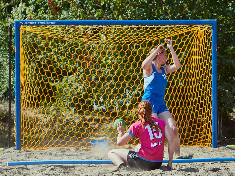 Molecaten NK Beach handball 2015 img 606