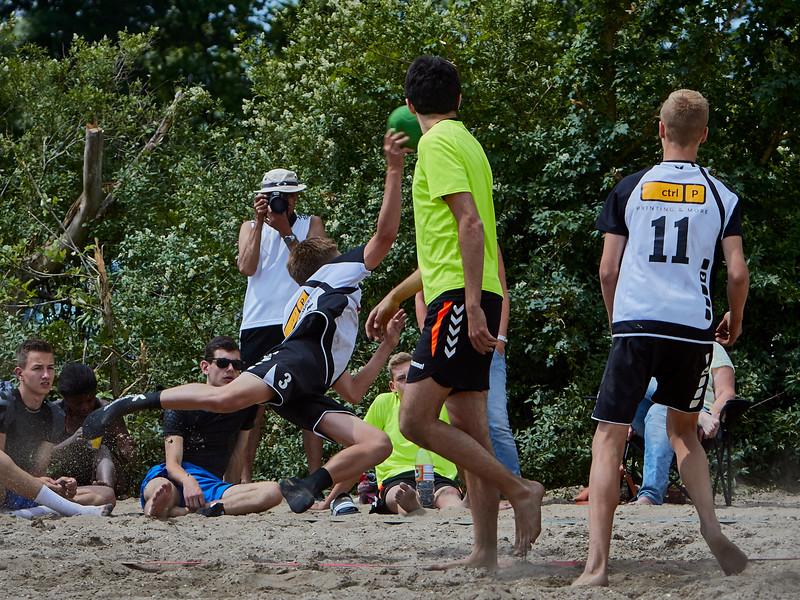 Molecaten NK Beach handball 2015 img 291