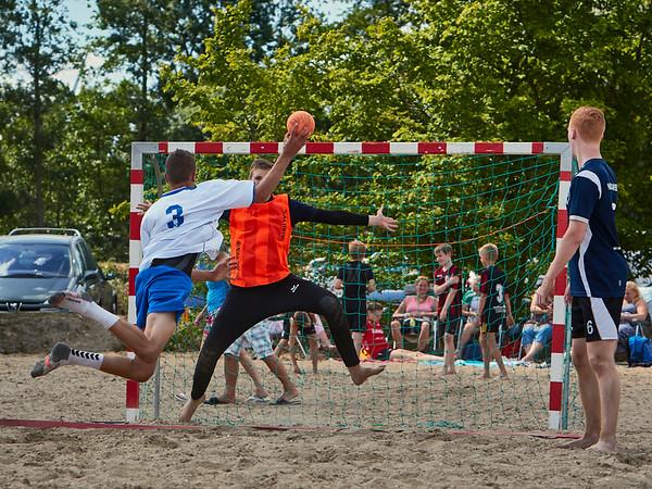Molecaten NK Beach handball 2015 img 478