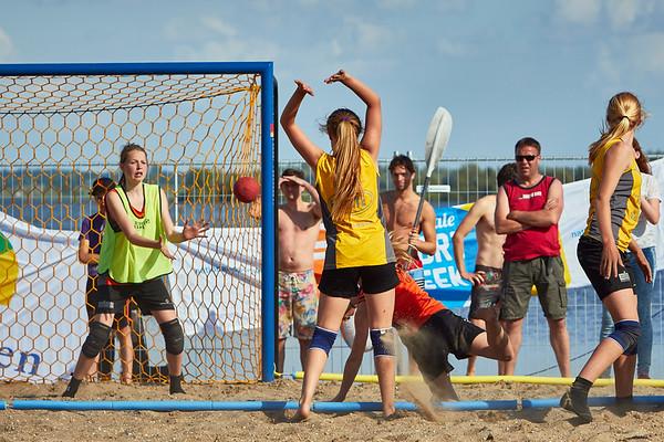 Molecaten NK Beach handball 2015 img 717