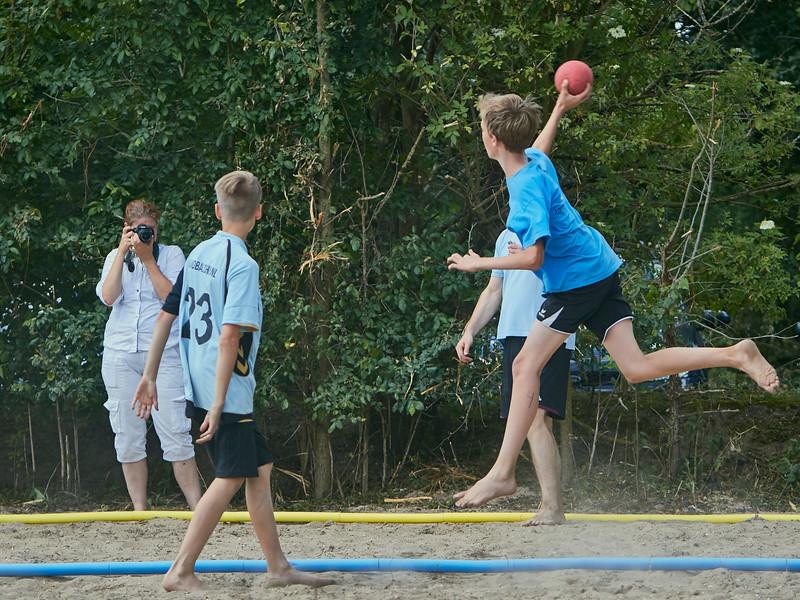 Molecaten NK Beach handball 2015 img 385