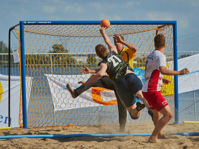 Molecaten NK Beach handball 2015 img 663