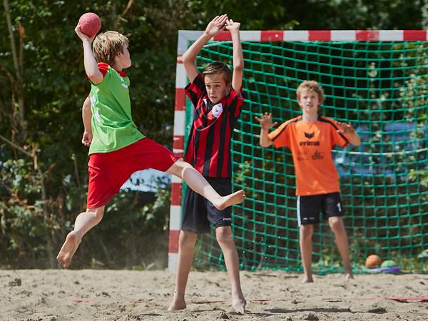 Molecaten NK Beach handball 2015 img 374