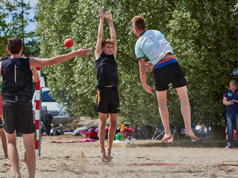 Molecaten NK Beach handball 2015 img 458