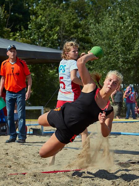 Molecaten NK Beach handball 2015 img 545