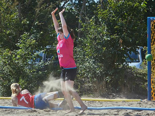 Molecaten NK Beach handball 2015 img 578