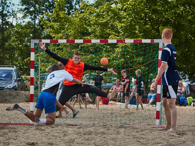 Molecaten NK Beach handball 2015 img 479
