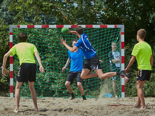 Molecaten NK Beach handball 2015 img 294