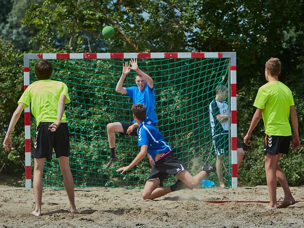 Molecaten NK Beach handball 2015 img 296