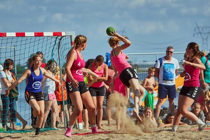 Molecaten NK Beach handball 2015 img 681