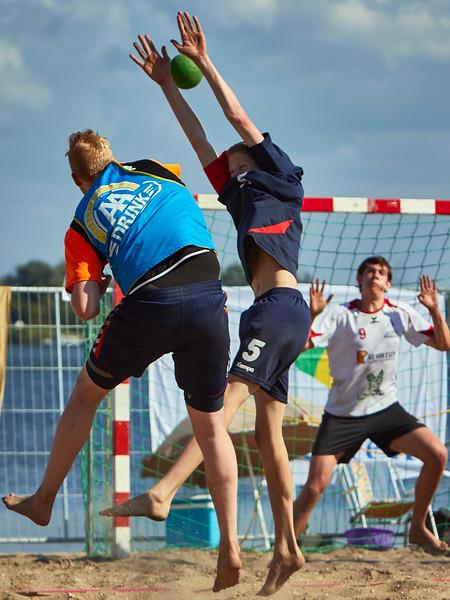 Molecaten NK Beach handball 2015 img 638