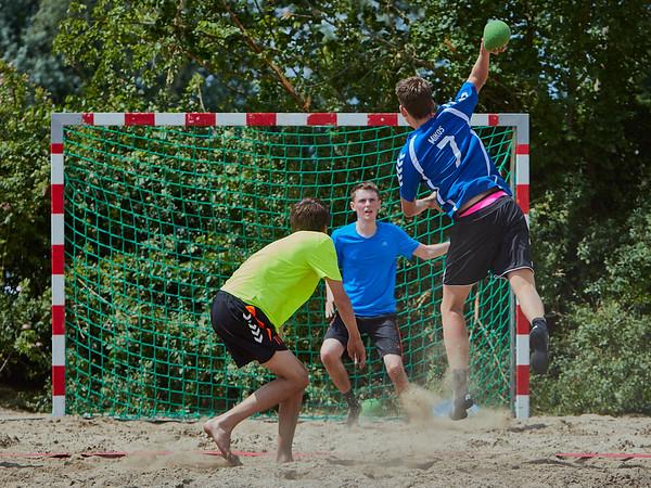 Molecaten NK Beach handball 2015 img 311