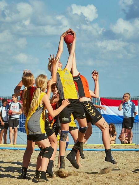 Molecaten NK Beach handball 2015 img 725