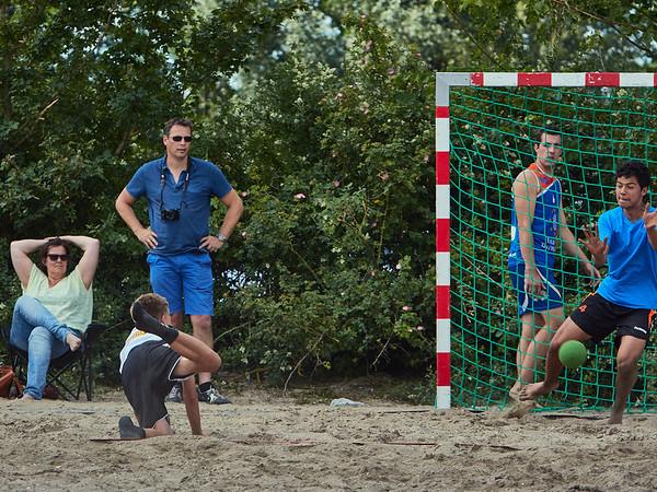 Molecaten NK Beach handball 2015 img 299