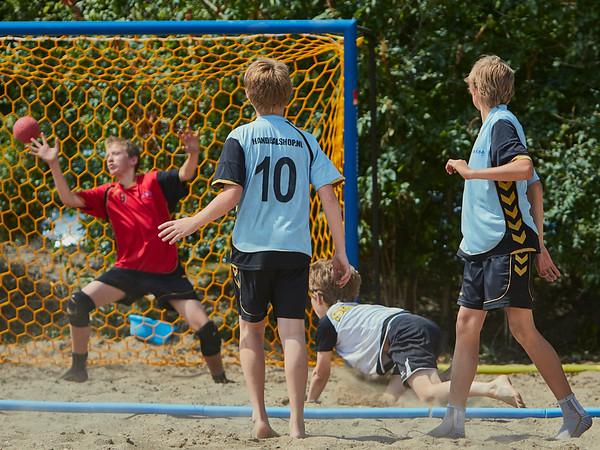 Molecaten NK Beach handball 2015 img 396