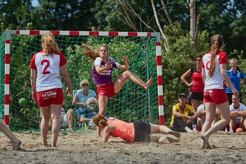 Molecaten NK Beach handball 2015 img 441