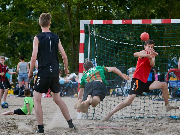 Molecaten NK Beach handball 2015 img 470