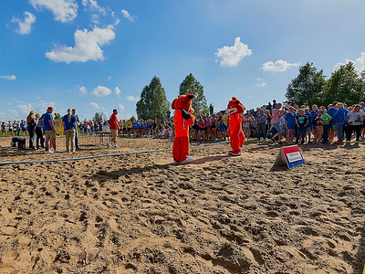 Molecaten NK Beach Handball 2016 Prijsuitreiking img 024