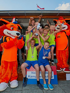Molecaten NK Beach Handball 2016 Prijsuitreiking img 021
