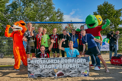 NK Beach Handbal 2019 Prijsuitreiking img 0022