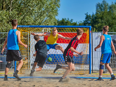 NK Beach Handbal 2018 Dag 2 img 0007