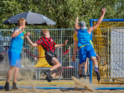 NK Beach Handbal 2018 Dag 2 img 0011