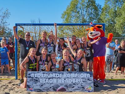 NL Beach Handbal 2018 Prijsuitreiking img 016