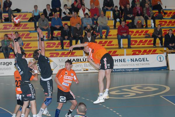 Kadetten Schaffhausen - RTV Basel