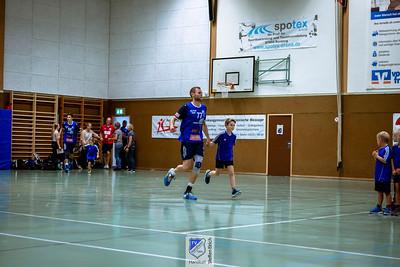Handball Badenliga: TVH1-SG Stutensee-Weingarten (26:33)