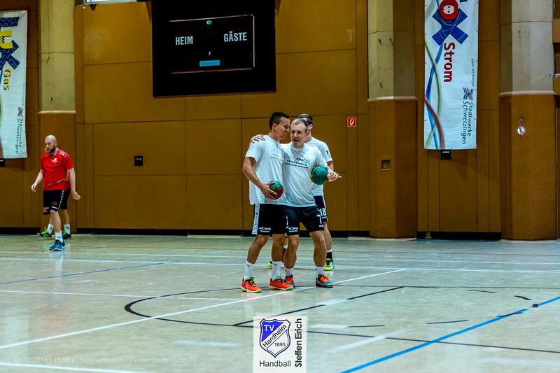 TV Hardheim Handball - Badenliga - Auswärtsspiel Runde 16/17
