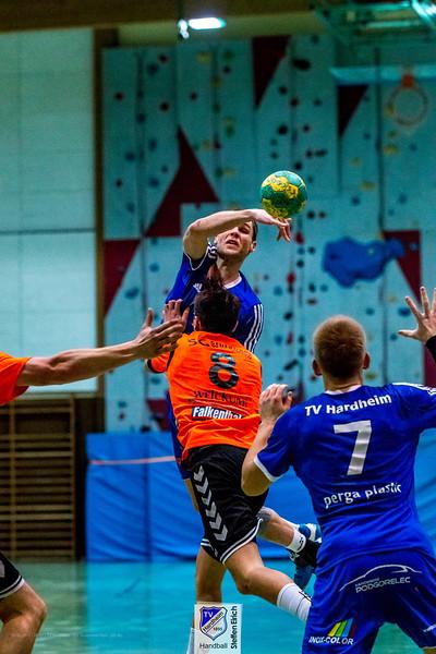 Handball Badenliga: TVH-Stutensee (28:30)